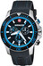 Wenger Sea Force Chrono Black/Blue (01.643.103)